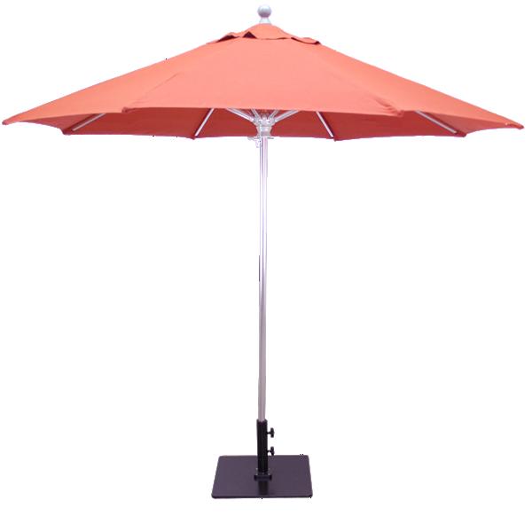 Patio Umbrella Bracket: 732 9' Commercial Use Galtech International Market